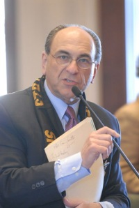 Deputy House Majority Leader Lou Lang (D-Skokie)